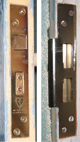 5 lever mortise lock - Falcon Locks