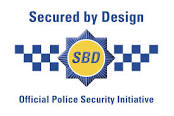 Secured by Design is a police initiative that Falcon Locks support